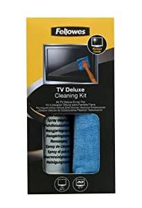 Fellowes flat screen tv cleaning kit office How to clean flat screen tv home remedies