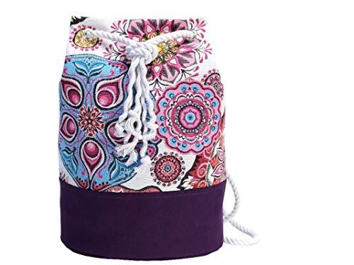 Rucksack mit Mandala Muster - 6