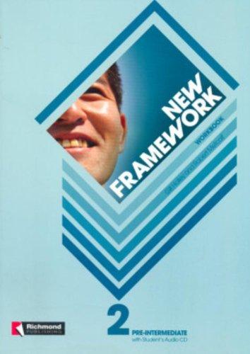 New framework. Pre-Intermediate. Workbook. Con CD Audio. Per le Scuole superiori: NEW FRAMEWORK 2 WORKBOOK - 9788466808392