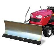 MTD 136t761N659verzinktes Comfort della Neve scudo 118x 50cm per prato traktore ID 2192