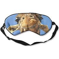 Comfortable Sleep Eyes Masks Humor Giraffe Pattern Sleeping Mask For Travelling, Night Noon Nap, Mediation Or... preisvergleich bei billige-tabletten.eu