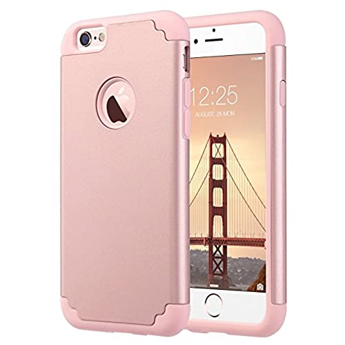 cute iphone 6 case rose gold