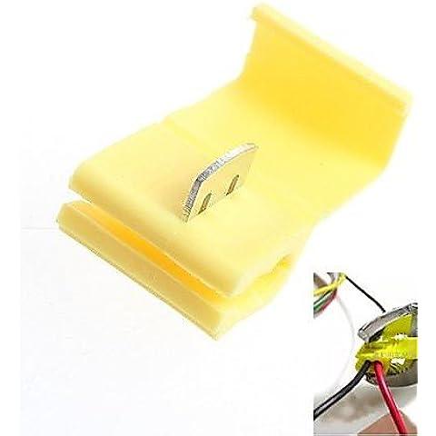 XMQC*empalme rápido de la grapa de sujeción del cableado del conector de cable / Titular (20pcs)