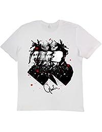 VILLAGESTORE Tshirt Unisex Fashion 100% Cotone (Verifica LA Tua Taglia Dalla Scheda) Ghali Rap Art Ninna Nanna 2017
