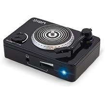 ION Audio Vinyl Forever, Interfaccia per Giradischi e Mangianastri, Converte Vinili e Cassette in File Digitali, con cavi RCA e USB e Software EZ Converter