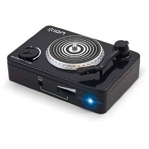 ION Audio Vinyl Forever   Convertisseur Vinyle pourTourne Disque avec Logiciel pour Mac et PC