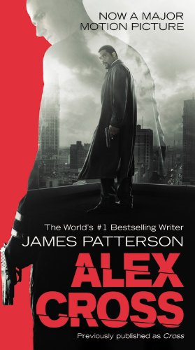 Book cover for Alex Cross