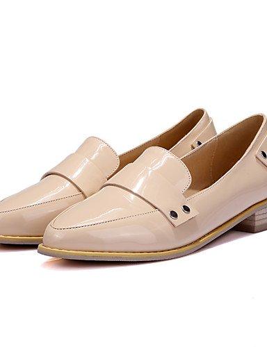 WSS 2016 Chaussures Femme-Bureau & Travail / Décontracté / Soirée & Evénement-Noir / Argent / Beige-Talon Aiguille-Talons / Bout Pointu-Talons- silver-us11 / eu43 / uk9 / cn44