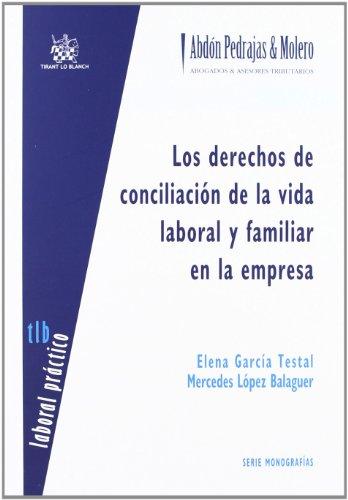 Libro sobre conciliación en la empresa