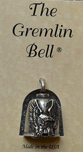 Eagle con alas de upturned Gremlin Bell