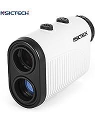 NSICTECH NT - 550 Rangefinder Binocular Laser Distance Meter Hunting Golf Range finder