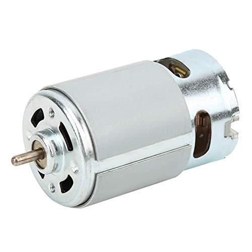 DC 12-24V 22000 U/min Elektromotor, RS-550 Mikromotor für verschiedene kabellose elektrische Handbohrmaschinen