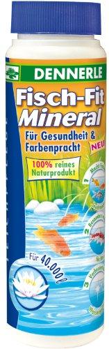 Dennerle 3464 Fisch-Fit Mineral, 400 g