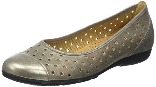 Gabor Fashion, Ballerines Femme Marron (mutaro 63)