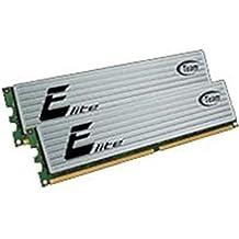 Team Elite PC 800 - Memoria RAM de 2 GB (DDR1, 240 pines, 2x 2 GB, CL5)