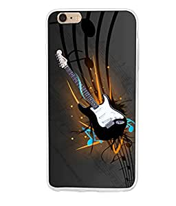 CRAZYMONK DIGITAL PRINTED BACK COVER FOR I PHONE 6S PLUS