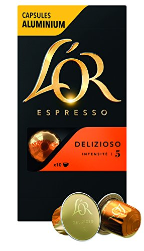 L'Or Espresso Café Delizioso - Intensité 5 - 50...