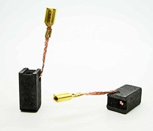 Preisvergleich Produktbild Kohlenstoff Kohlebürsten Bosch Schleifer 6.5 x8Mm GOP250CE GWS7-100TE GWS7-125T /TE S16
