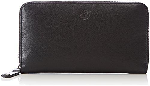 Timberland tb0m5787, portafoglio donna, nero (black), 1x11x19.5 cm (w x h x l)
