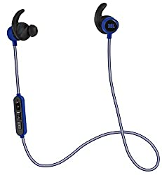 JBL Reflect Mini BT Bluetooth Sports Earphones (Blue)