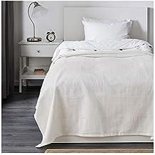 IKEA ASIA Indira - Colcha, Color Blanco