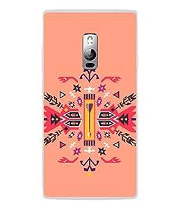 PrintVisa Designer Back Case Cover for OnePlus 2 :: OnePlus Two :: One Plus 2 (Buenos Boogie Blinding Blender Bitty Bethany Beads Battling)