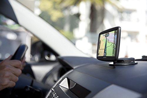 TomTom START 62 (6 Pouces) - GPS Auto - Cartographie Europe 48 Cartographie à Vie + Scratchcard 1 an de mise à jour Zones de danger
