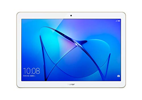 Honor MediaPad T3 10 Agassi-L09HN Tablet (9.6 inch, Wi-Fi + 4G LTE, Voice Calling), Luxurious Gold