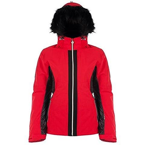 Dare 2b Captivate Damen Skijacke, damen, Captivate, True Red, 40