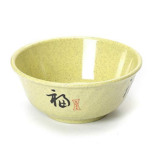 Insalatiere ciotole ciotola scodella ciotoline ciotole per cereali ciotola in ceramica benedizione twill ciotola commerciale fast food condimento bocca zhangqiang