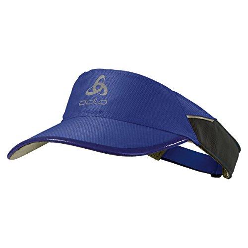 Odlo Visor Cap Fast und Light Kappe, Spectrum Blue, S/M (Light Blue Visor)