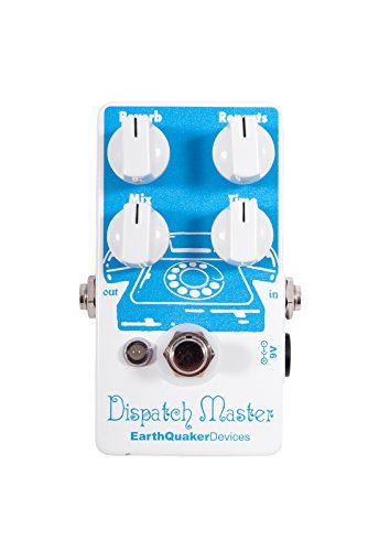 EarthQuaker Devices Dispatch Master Reverb & Delay Pedal