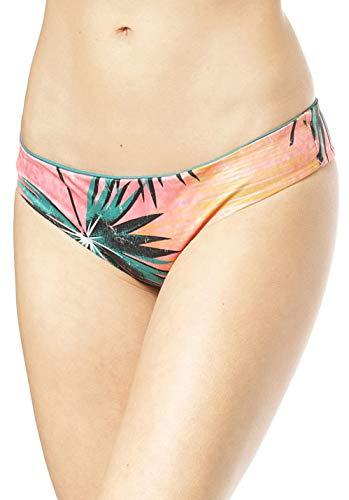 Billabong Damen Palm Daze Hawaii Lo Bikini Hose rosa S -