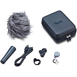 Zoom APQ-2N Accessory Pack for Q2N Handy Video Recorder (Black)