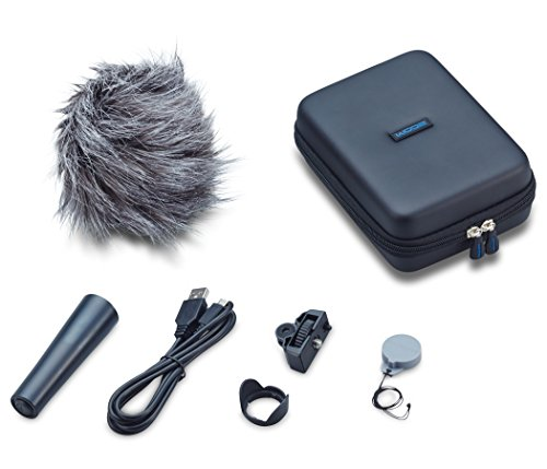 Zoom APQ-2N Accessory Pack for Q2n Handy Video Recorder, Black