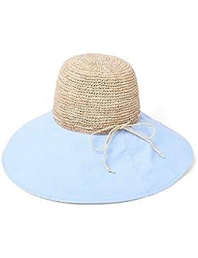 Gorras De La Señora De Las Señoras De La Mujer De GTyW Sombrero Plegable Ancho Plegable Del Pie En Las Mujeres...