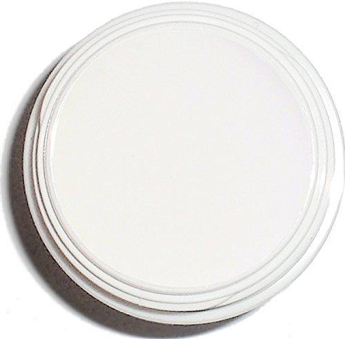 ~ ~ Deluxe Pro White ~ ~ French de gel UV ~ ~ haute Blanc ~ ~ MPK 15 ml, fin de jusqu'à mittelviskos Top Qualité Pour Vos ongles.