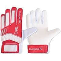 Liverpool Boy LI04852 Spike Goalkeeper Gloves, Multi-Colour
