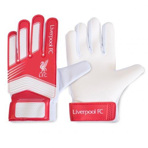 Liverpool Unisex li04853Spike Torwart Handschuhe, Mehrfarbig -