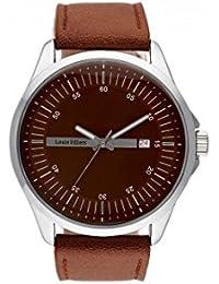 Reloj hombre Louis Villiers en acero blanco 47 mm ag3804 – 06