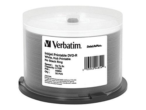 DVD-Brenner DataLifePlus DVD-R Media 4.7GB DVD-R Logic- DVD+RW Rohlinge (4,7 GB, DVD-R, 50 Stück (s), Kuchen Box