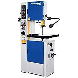 Metallkraft 3951610 Modelo VMBS 1610 Sierras de Cinta Verticales, 400 V