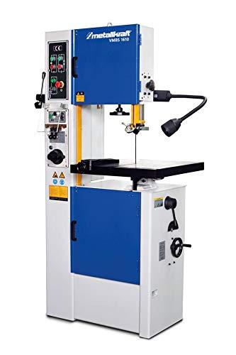 METALLKRAFT 3951610 Metallkraft Modelo VMBS 1610 Sierras de Cinta Verticales, 400 V