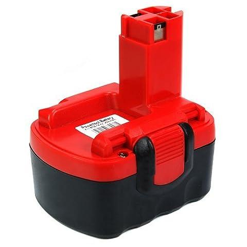 Werkzeug / Powertool Akku für BOSCH 14,4V Ni-MH (A) 2500mAh