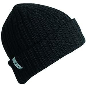 Turtle Fur Men's Wild Bill Knit Cuff Hat - Black, One Size
