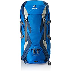 Deuter Futura Mochila para Montaña, Unisex adulto, Azul (Ocean / Midnight), 26 l