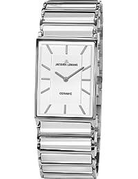 Jacques Lemans Classic Damen-Armbanduhr York Analog Keramik 1-1651E