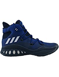 hot sales 3bb84 ca6cd adidas Scarpe Basket Uomo, Art. B49394, MOD. Crazy Explosive, Colore Blu