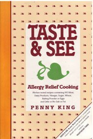 Taste and See Allergy Relief Cooking - Penny-tasten