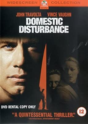 Domestic Disturbance [DVD] by John Travolta